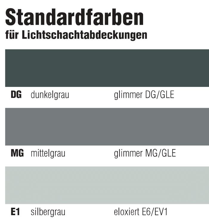 Standardfarben